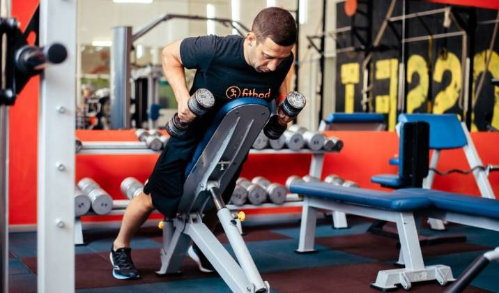 Bench supported rows are a great way to add rowing volume without having to worry about controlling the positioning yourself