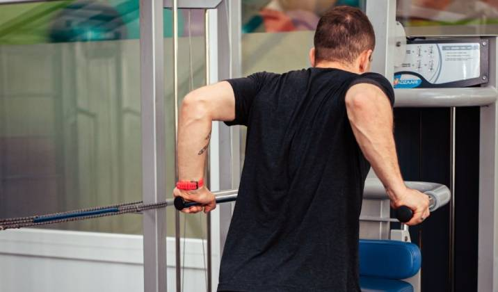 dips are a great chest and triceps exercise that can be trained for heavy, medium, and light rep ranges