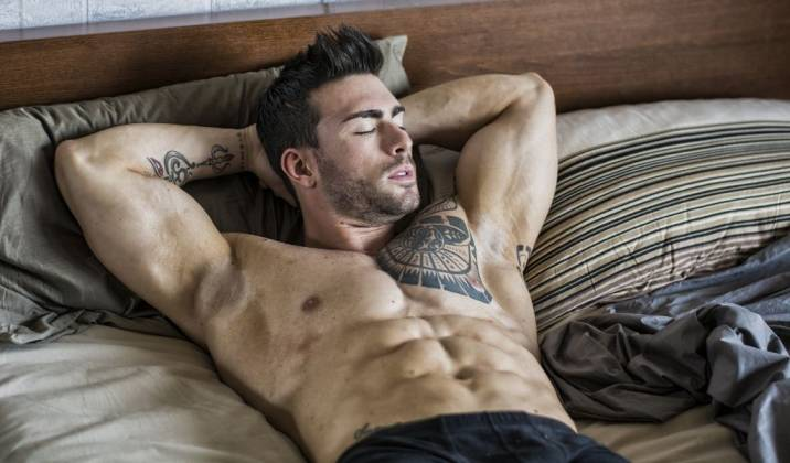 sleep is key for recovery and muscle growth