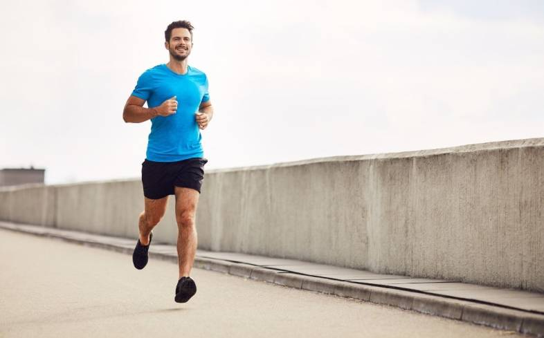 running is high-impact and could increase muscle loss, especially in the lower body