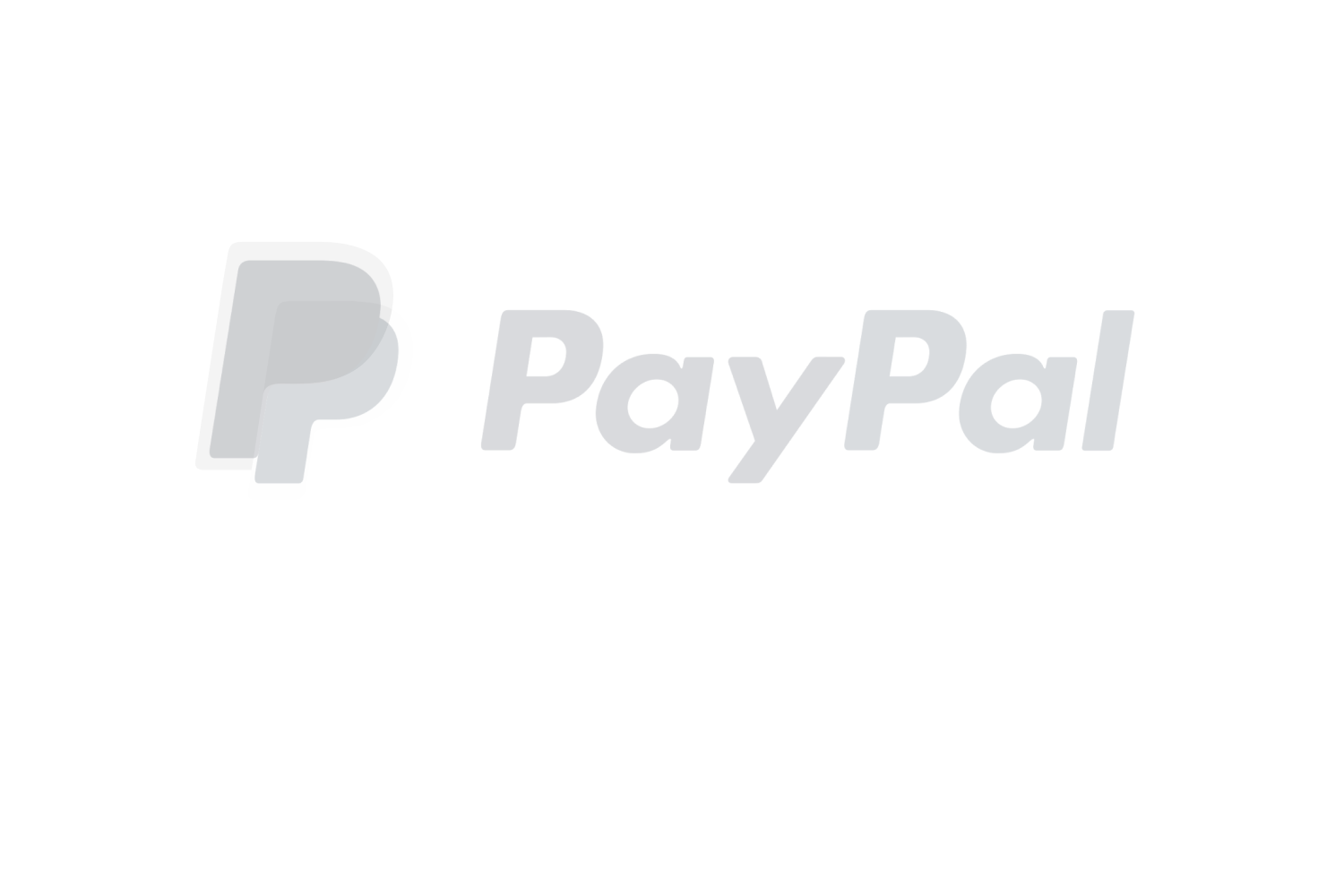 Paypal Landing page background